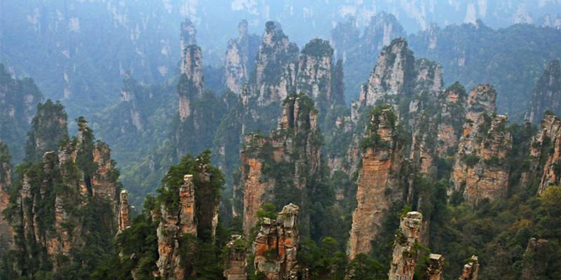Zhangjiajie Tour Package