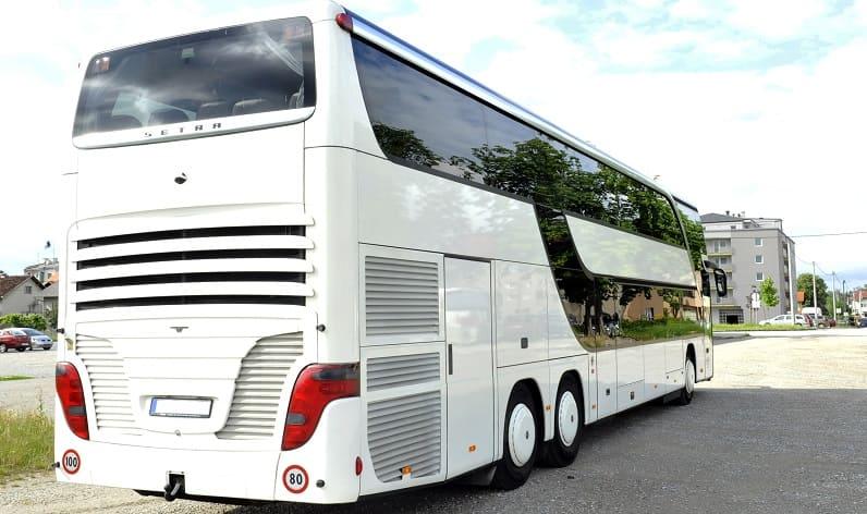 Charter Bus Europe
