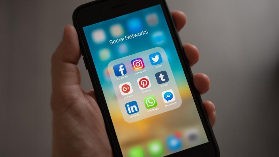 social media on marketing